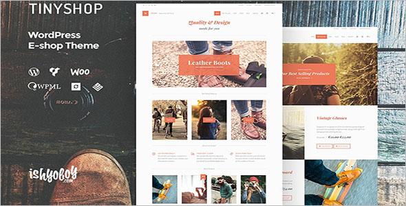 CustomisableMultilingual WordPress Theme