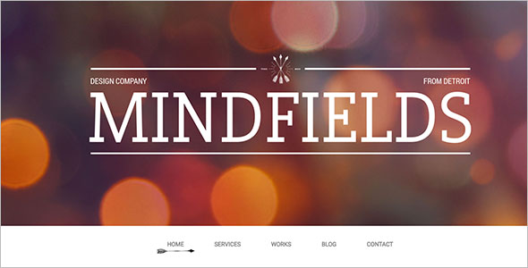 Design Field WordPress Theme