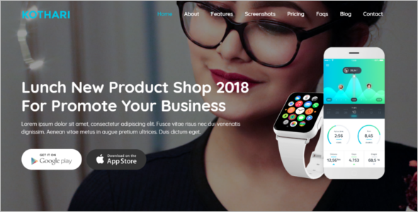 Digital Store Bootstrap Theme