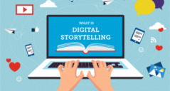 Digital Storyboard Templates