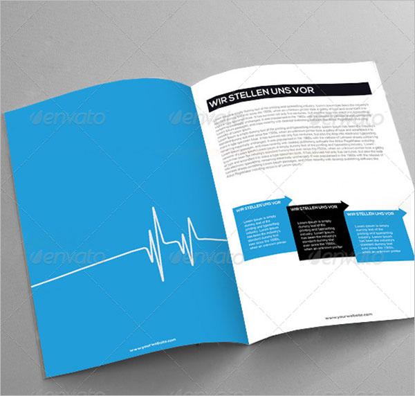 Drug Brochure Design