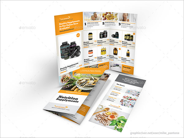 14 drug brochure templates free creative template for Drug brochure template