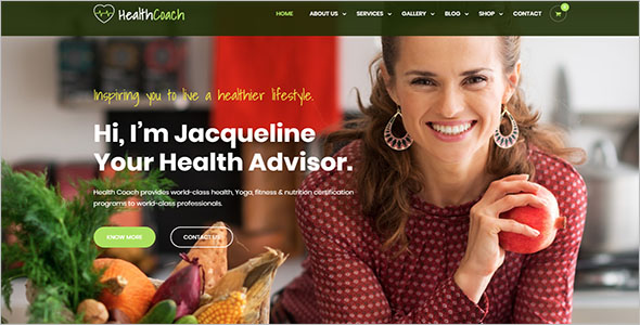 Drupal Theme For Health