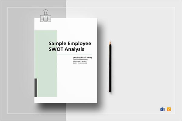 Employee SWOT Analysis Template