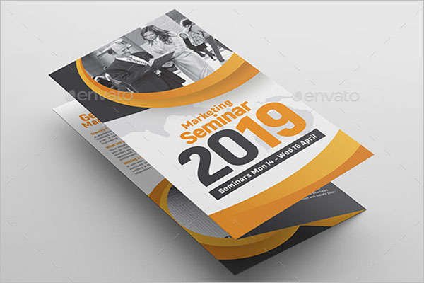 Event Conference Brochure Template