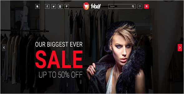 Fashion Open Cart Template