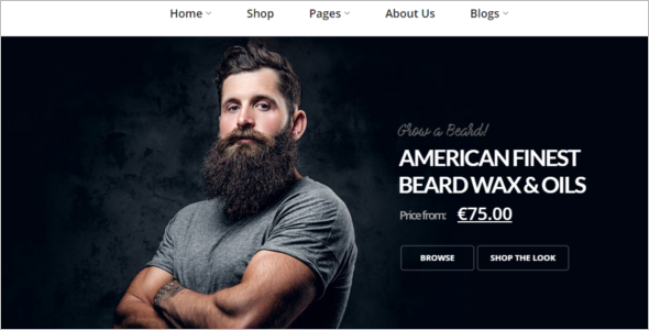 Fashion Store Woocommerce Template