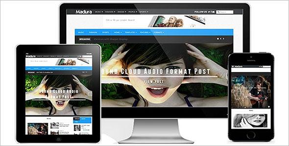 Fastest NewsPaper WordPress Theme