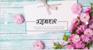Floral Tumblr Themes