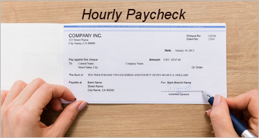 Free Hourly Paycheck Calculator