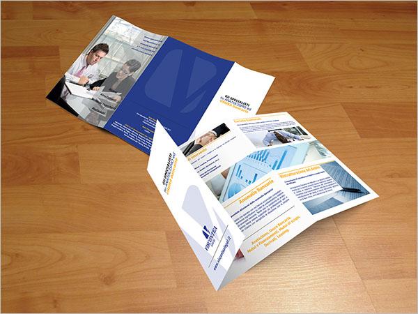Free Legal Brochure Template