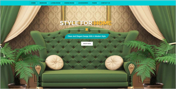 Furniture Bootstrap Theme