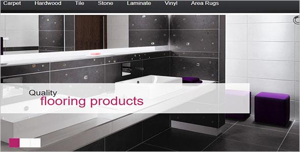 Furniture Store VirtueMart Template