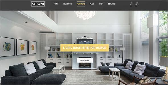 Furniture WoocommercenTheme