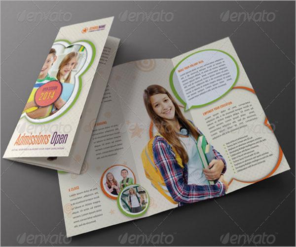 Graduation Brochure Template Doc