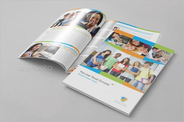 Graduation Ceremony Brochure Template