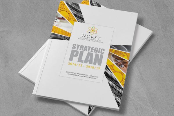 Great Strategic Plan Template