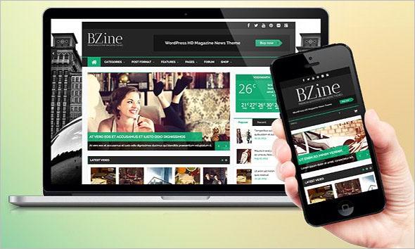 HD Online Newspaper WordPress Theme