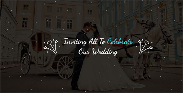HTML Wedding Bootstrap Template