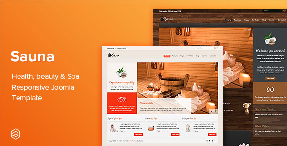 Health & Beauty Joomla Theme