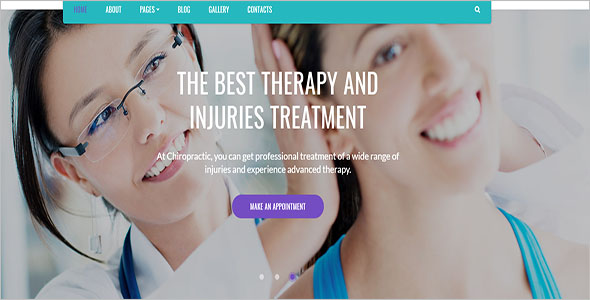 Health Clinic Joomla Theme
