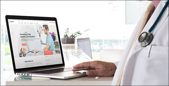 Health Insurance Joomla Theme