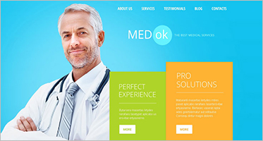 Health Joomla Themes
