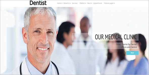 High-Quality Health Joomla Theme