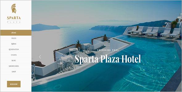 Holiday Resort Joomla Theme