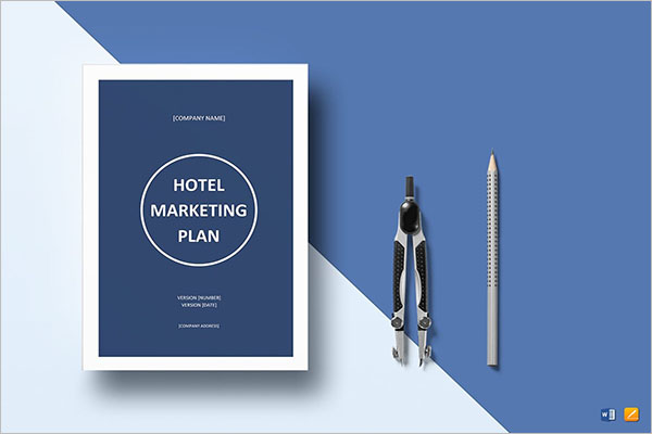 Hotel Meal Planning Template