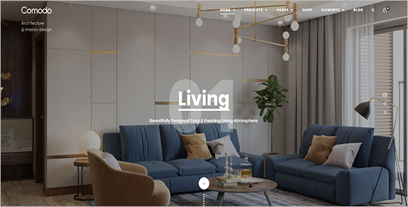 House Design Woocommerce Template