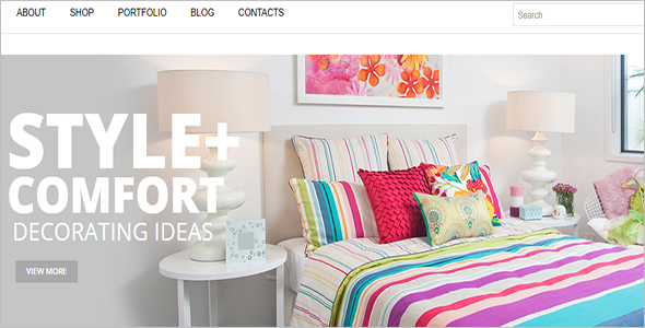 Interior Store WooCommerce Theme