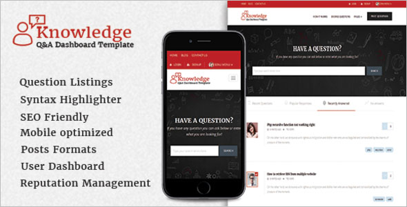 Knowledge Base Solution WordPress Theme