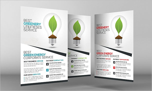 Landscaping Flyer Template