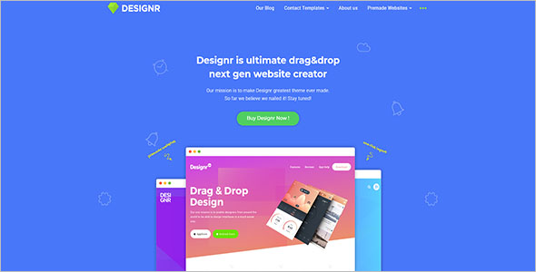 Latest Responsive Woocommerce Template