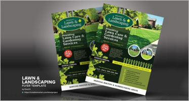 41 printable lawn care flyer templates