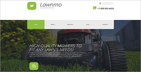 Lawn WordPress Theme
