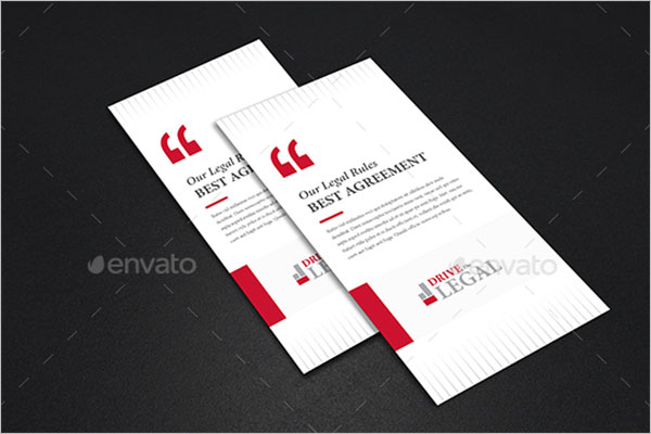 Legal Brochure Design