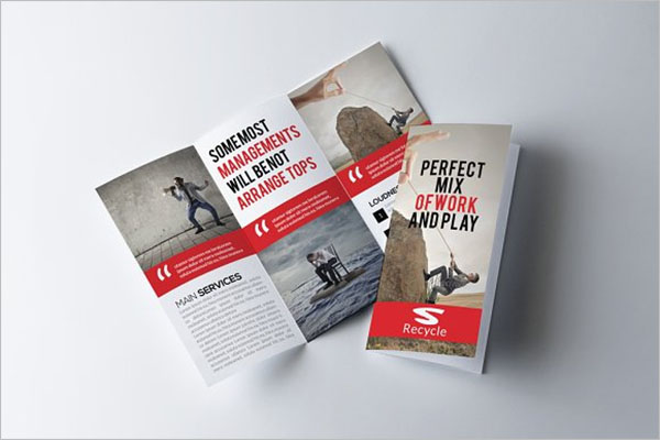 Legal Brochure Template PDF