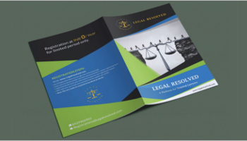 Legal Brochure Templates