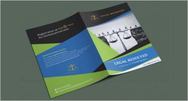 Legal Brochure Templates