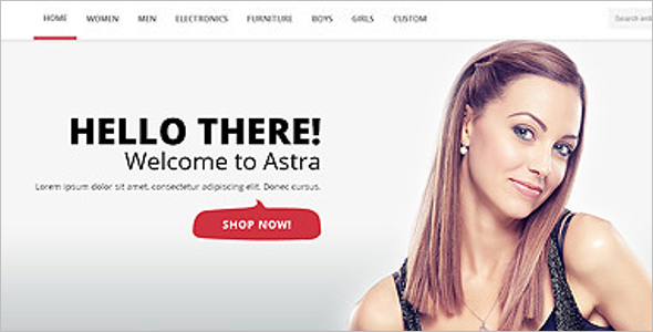 Marketplace Magento Template