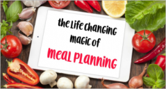 43+ Best Meal Planning Templates