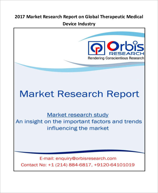 Medical Research Report Template