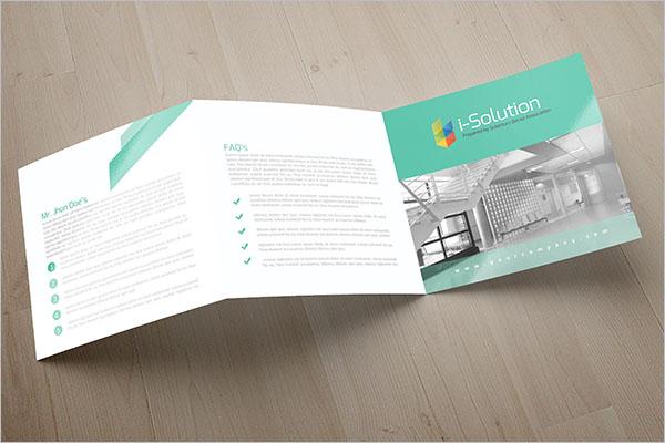 Multi Use Brochure Template