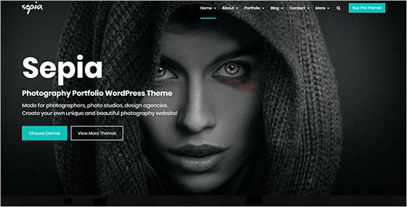 Multilingual Support WordPress Theme