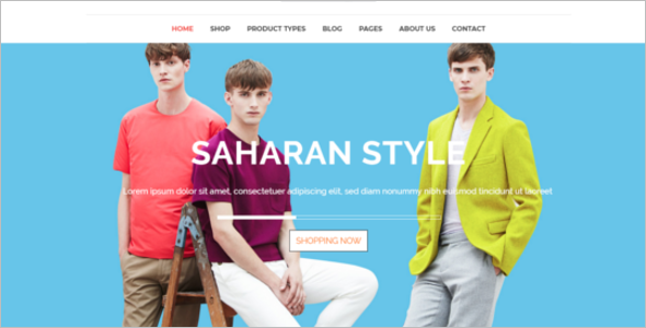 Multipurpose Bootstrap eCommerce Template