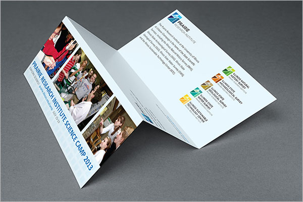 Multipurpose Camp Brochure Design
