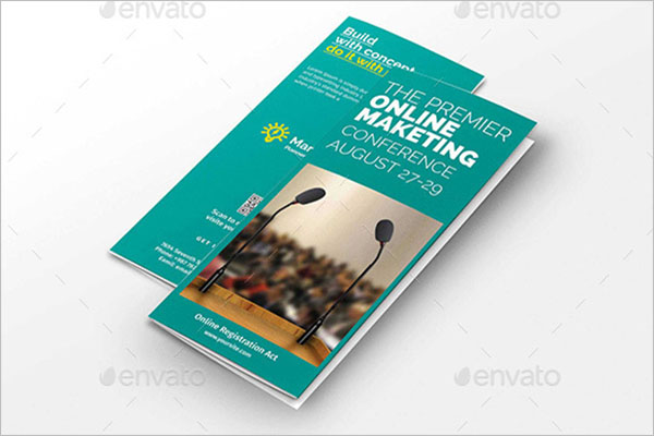 National Conference Brochure Template