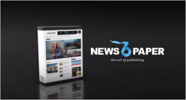 Newspaper WordPress Templates